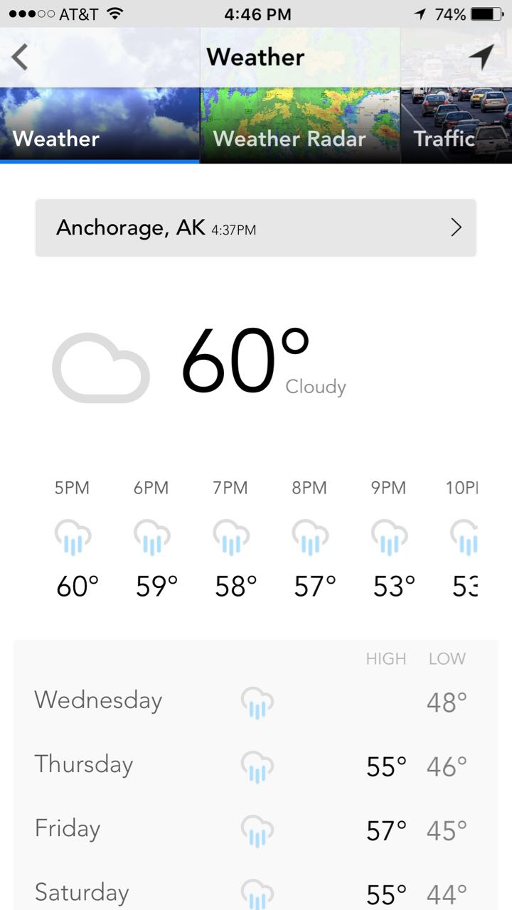 Alaska Dispatch News App - Anchorage Daily News