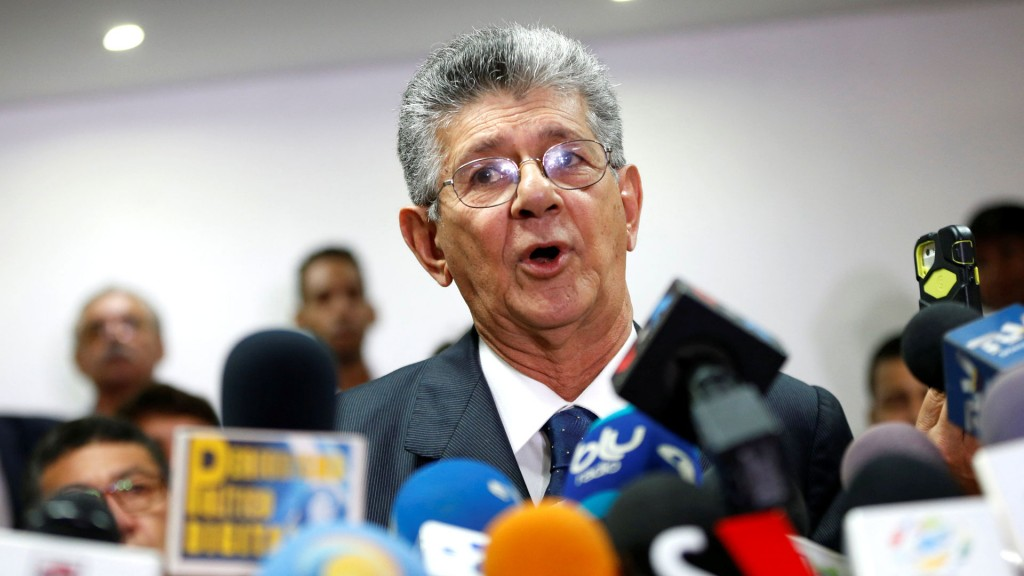Henry Ramos Allup (Reuters)