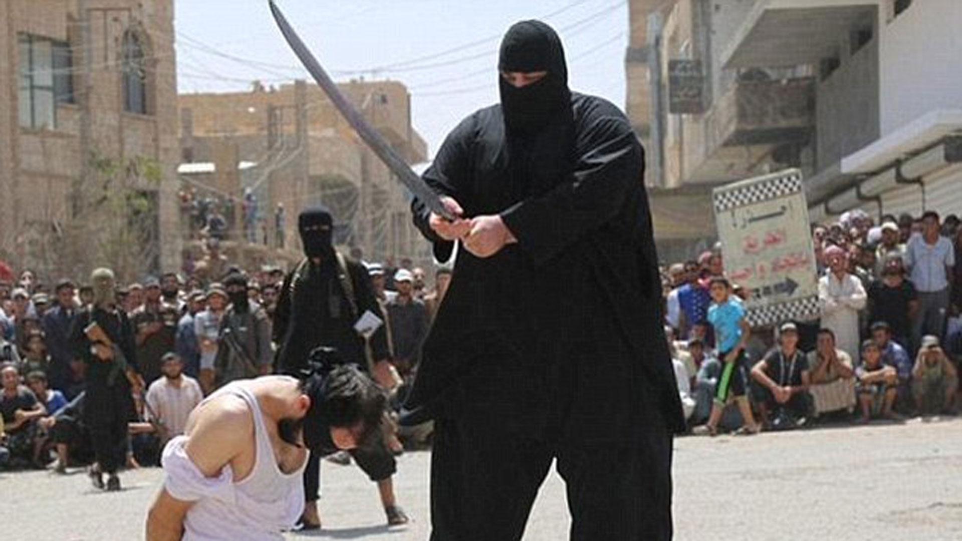 El temible terrorista de ISIS amputaba manos y pies de niños