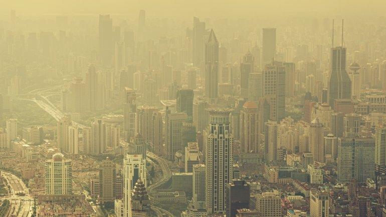 Asia y Medio Oriente exhibe los mayores registros de smog del planeta (Shutterstock)