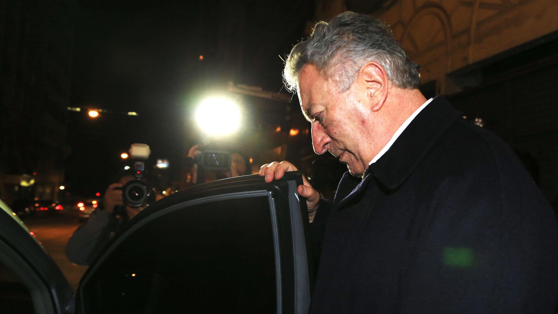 Luis Segura presentó su renuncia como presidente de AFA (NA)