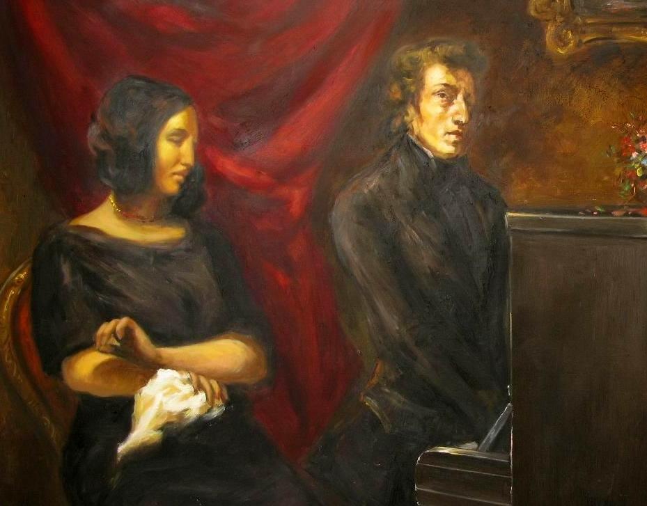 George Sand Chopin