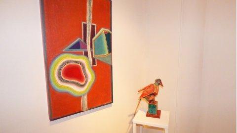 La exhibición estará abierta al público hasta los primeros días de abril. M. Corrado (MAC)
