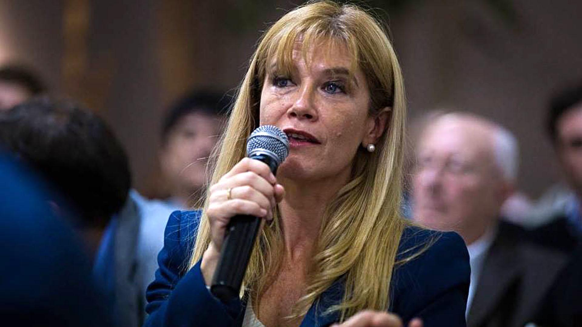 La intendente Verónica Magario, la impulsora de la medida