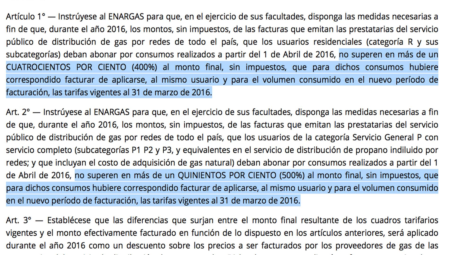 Captura de la resolución publicada esta mañana en el Boletín Oficial