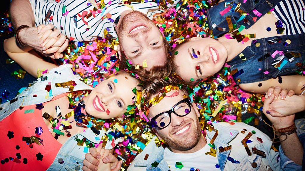 Clubbers: las nuevas generaciones amantes de las fiestas (Shutterstock)