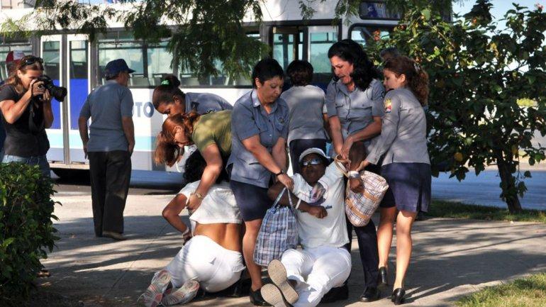 EEUU condenó la represión y persecución del régimen castrista