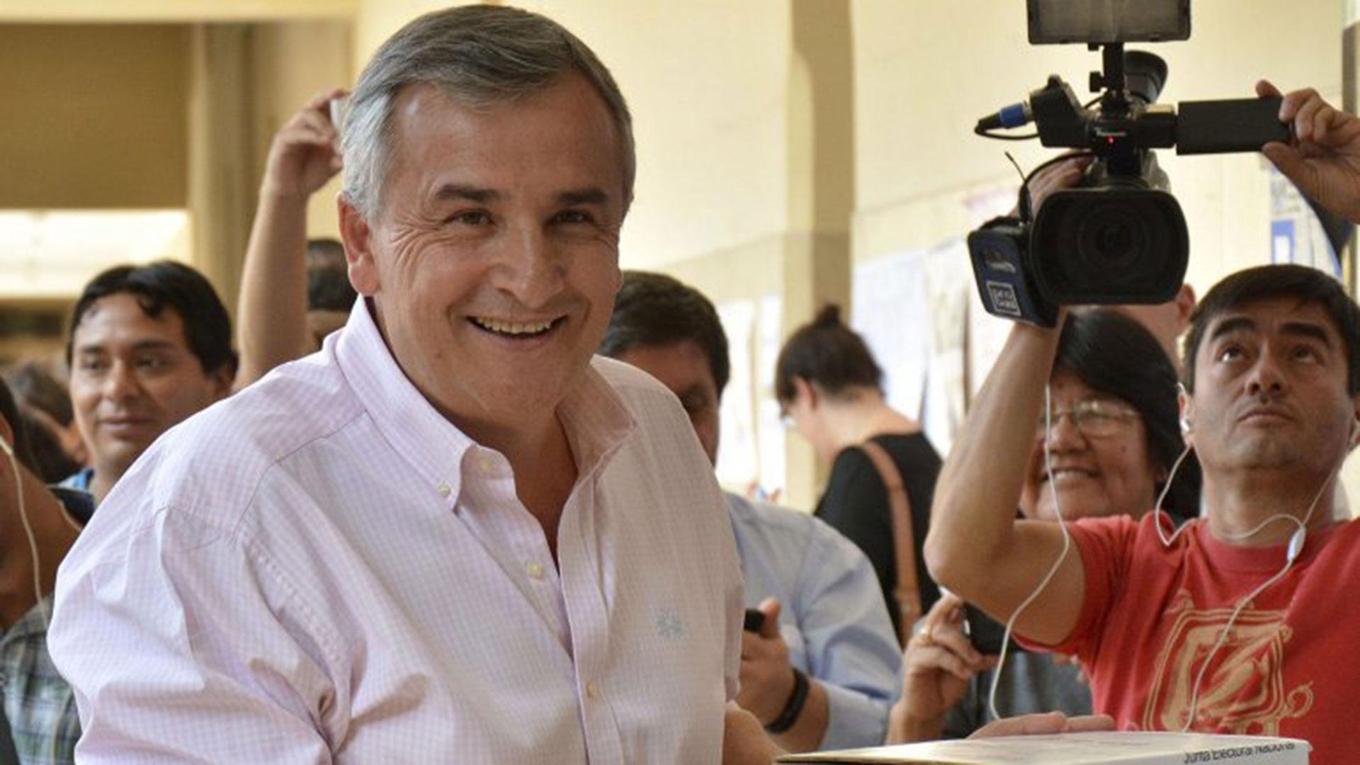 El gobernador de Jujuy, Gerardo Morales, adelantó que va a reducir la estructura nde sus estado provincial
