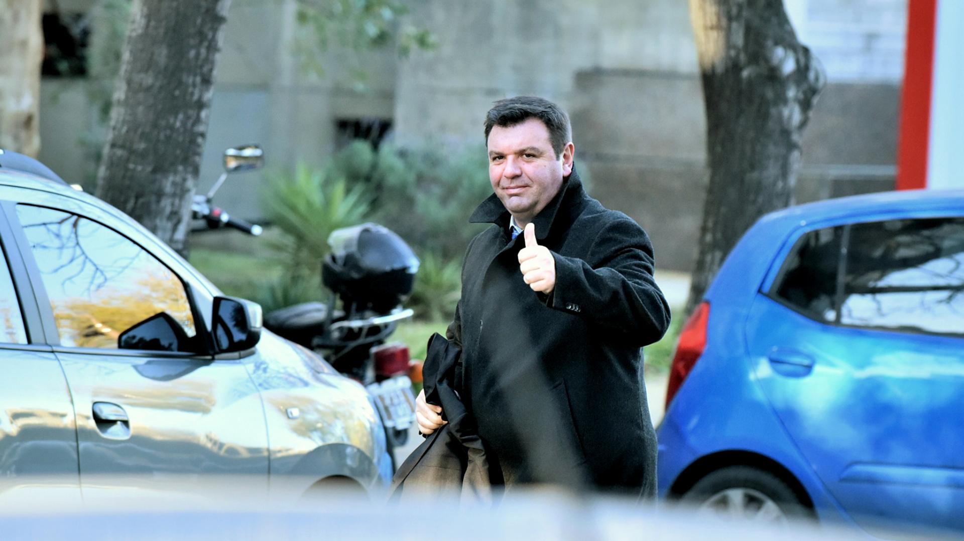 Ariel Lijo envió el expediente del caso al fiscal Jorge Di Lello (Adrián Escandar)