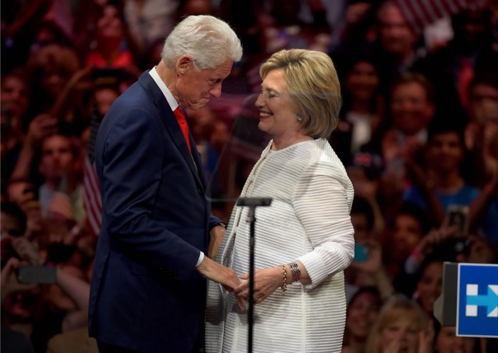 El ex mandatario Bill Clinton es el principal impulsor de la candidatura de su esposa