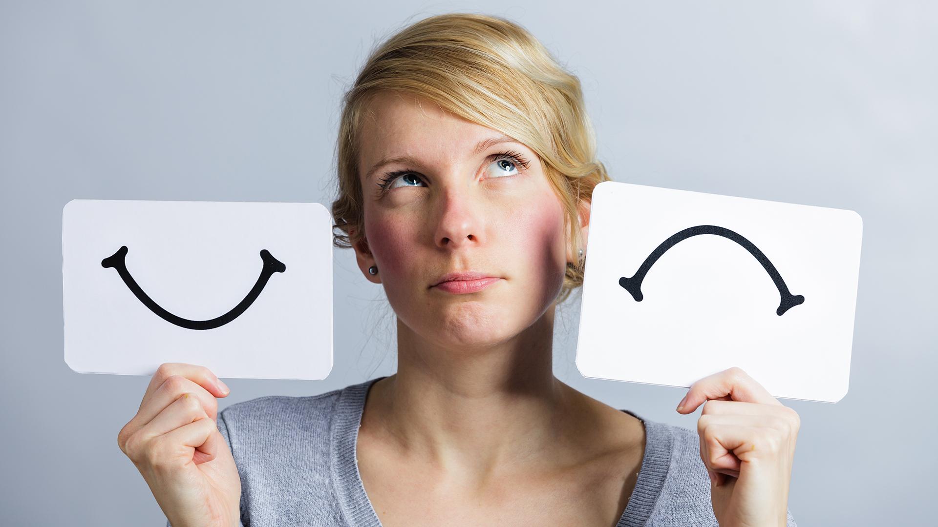Bienestar vs. malestar: la mentalidad de cada uno hace la diferencia (Shutterstock)