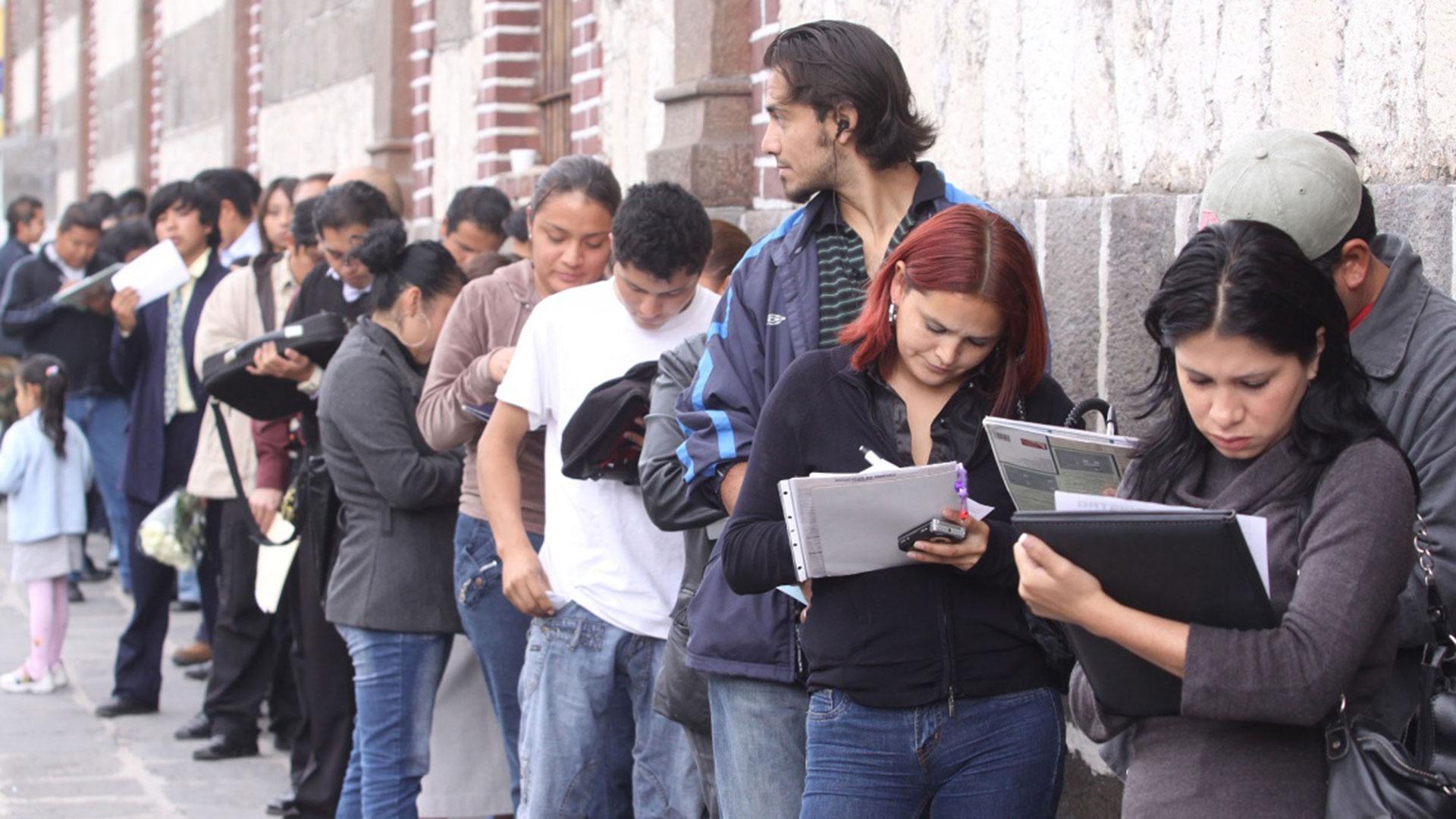 El desempleo en Rosario llega a casi el 14%