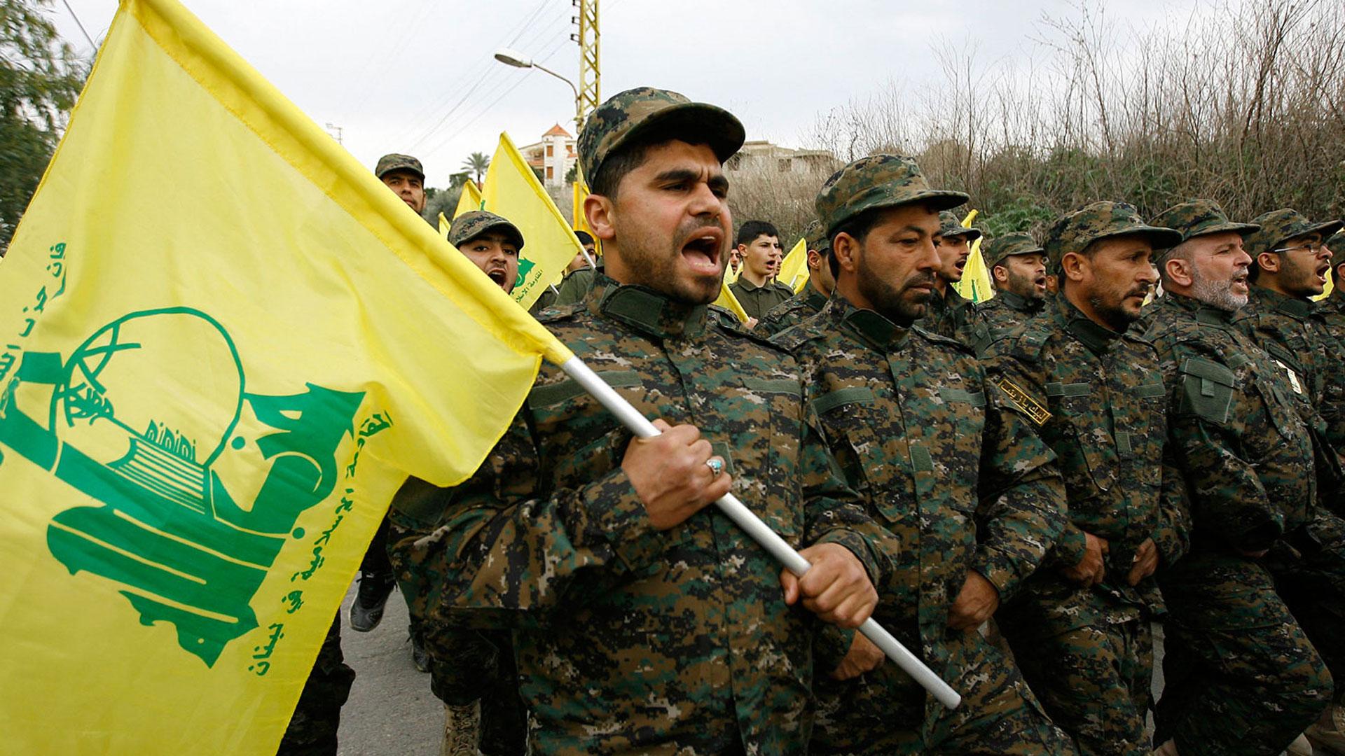 Hezbollah mantiene una lucha armada en Líbano y Siria con el Estado Islámico