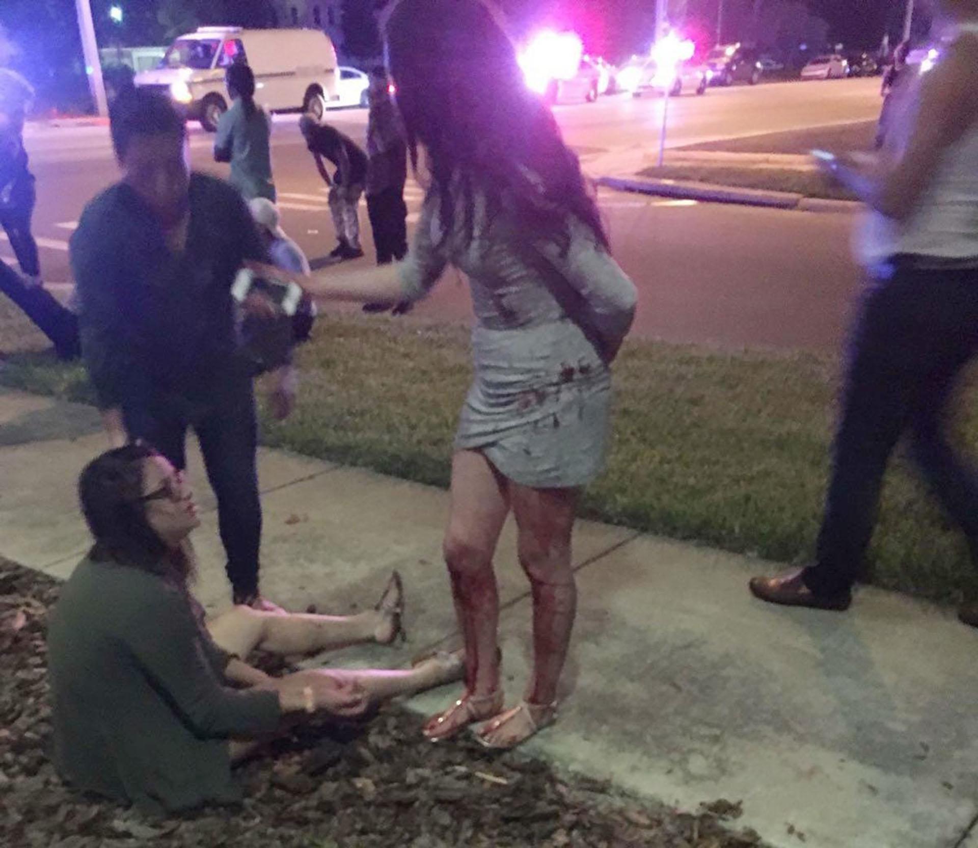 efecto cafeina tiroteo de Orlando