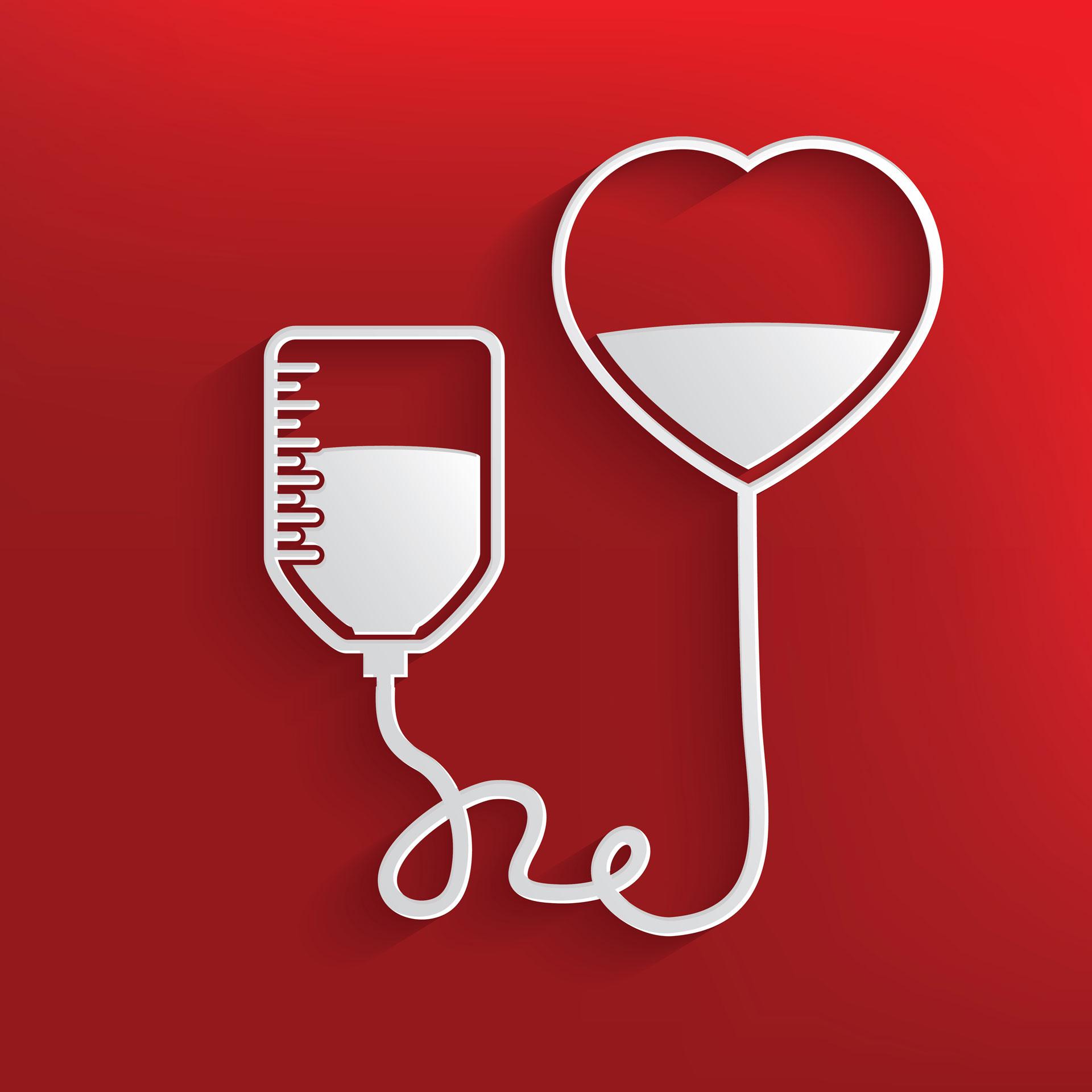 En la Argentina el porcentaje de donación de sangre es bajo (Shutterstock)
