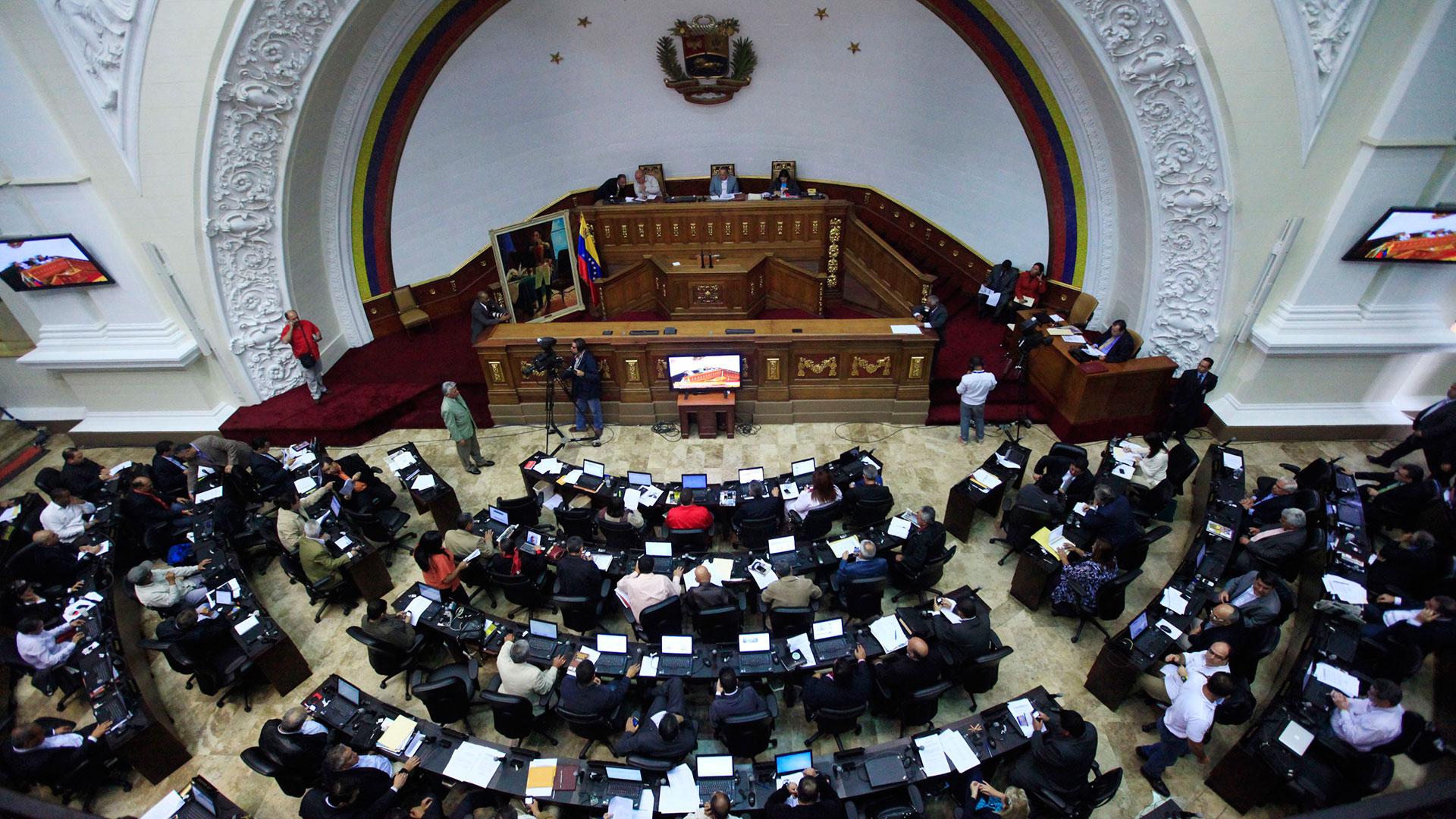 La Asamblea Nacional venezolana