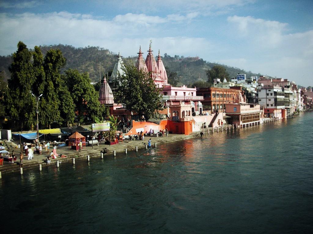 Singh recuperó la memoria siete años después en la ciudad de Haridwar, a 42 kilómetros de donde había desaparecido (HolidayIQ)