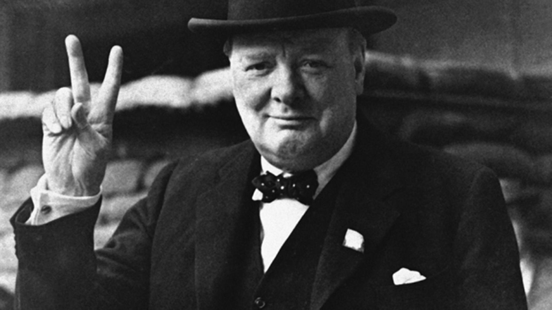 Winston Churchill Secretos De Liderazgo De Un Político Que