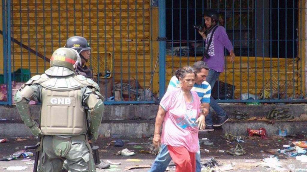 Un joven perdió la vida por la represión de la policía chavista (Twitter)