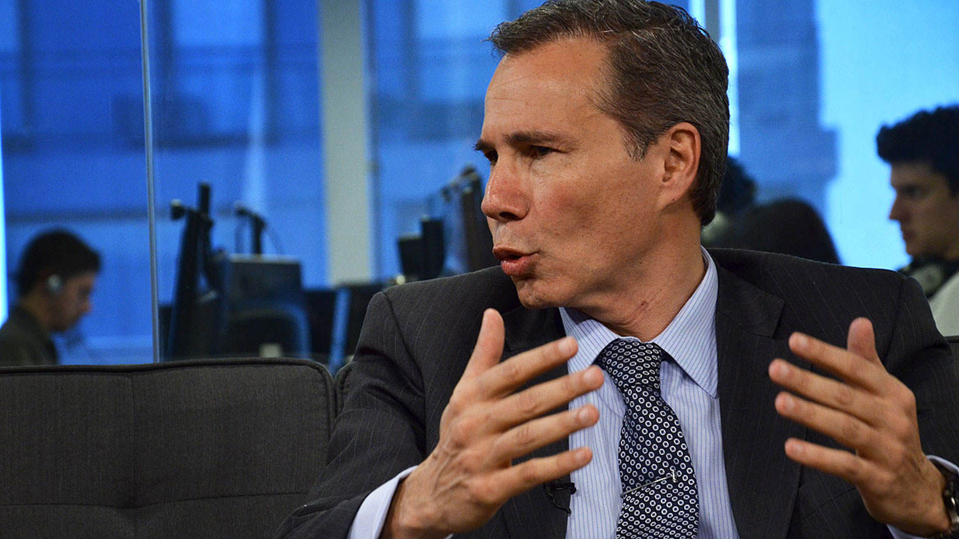 Alberto Nisman (foto de archivo)