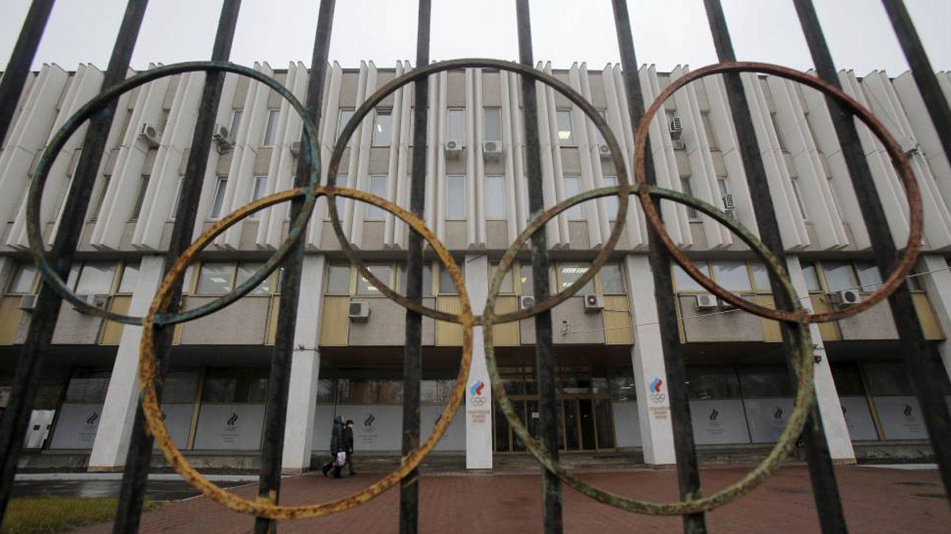 El COI planearía sancionar duramente a Rusia