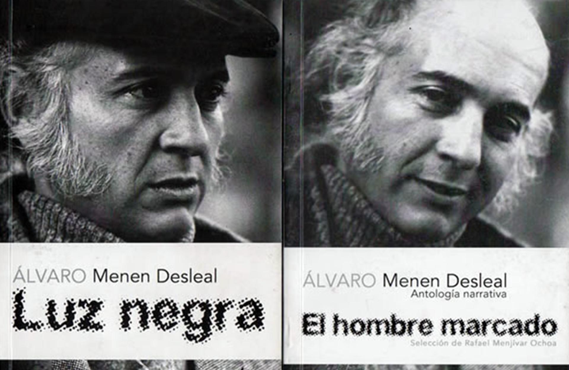 Álvaro Menen Deseal, escritor salvadoreño