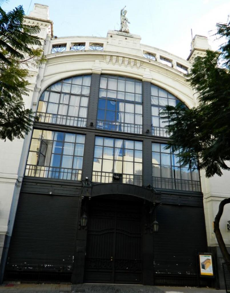 """""""El Forjador"""", hoy conocido como Museum, se encuentra en Monserrat"""