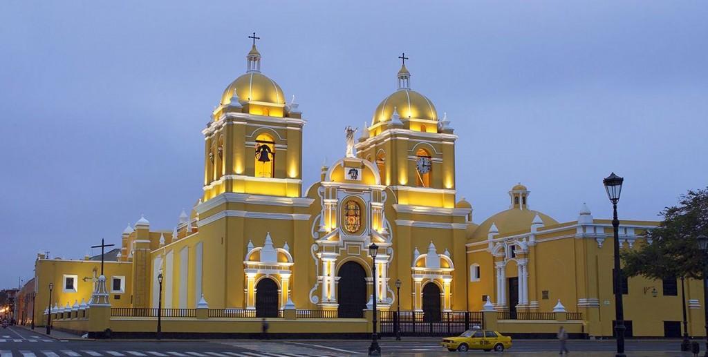 La Catedral de Chiclayo, sin hierro, pero con un diseño exclusivo del francés