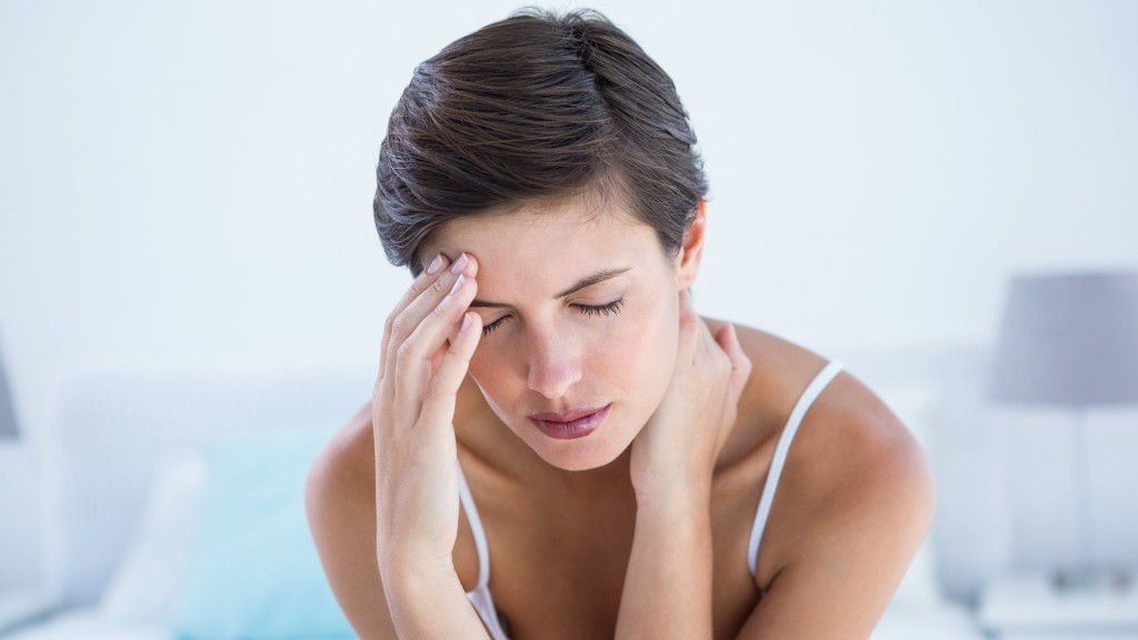 El estrés, la fatiga y la falta de sueño, factores claves para contraer migraña (Shutterstock)
