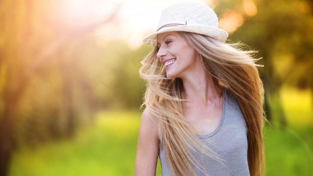 Tener un pelo sano refleja buena salud y fertilidad (Shutterstock)