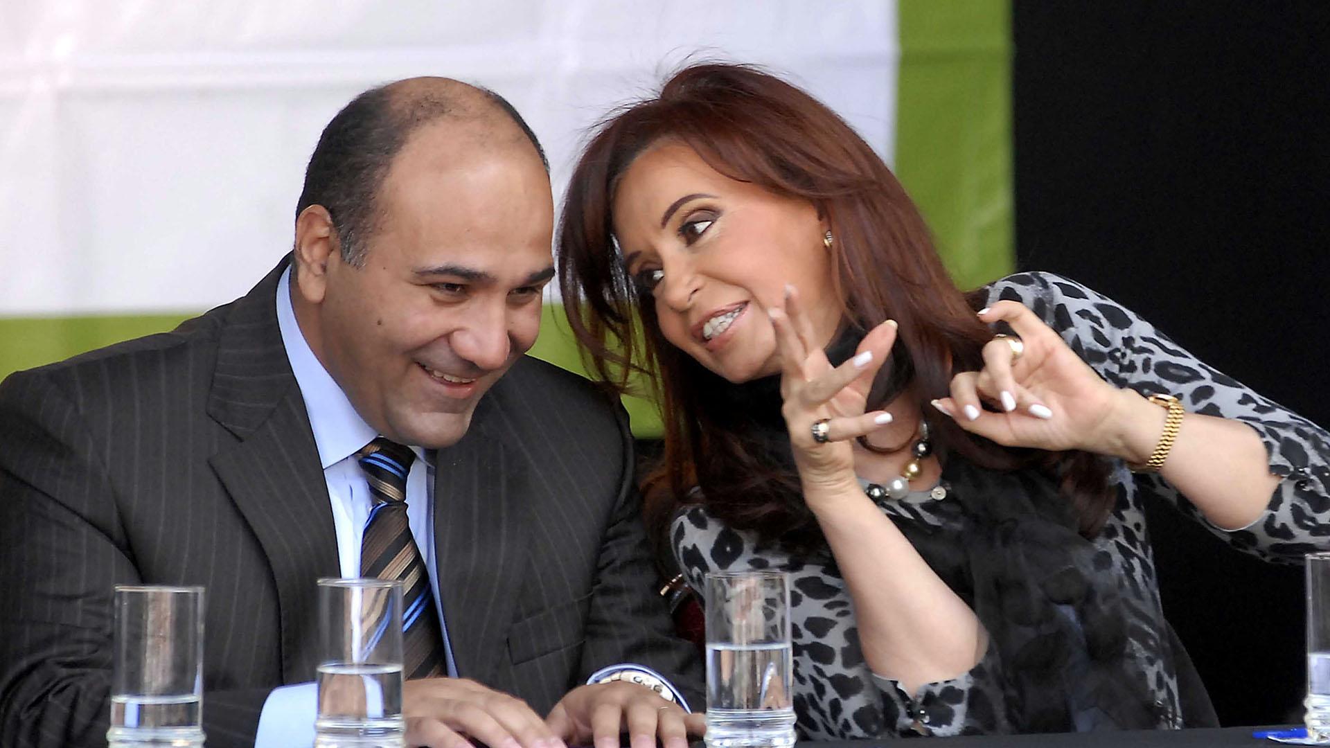 """Manzur se despegó de De Vido y afirmó que """"Cristina es un ciclo político  concluido"""" - Infobae"""