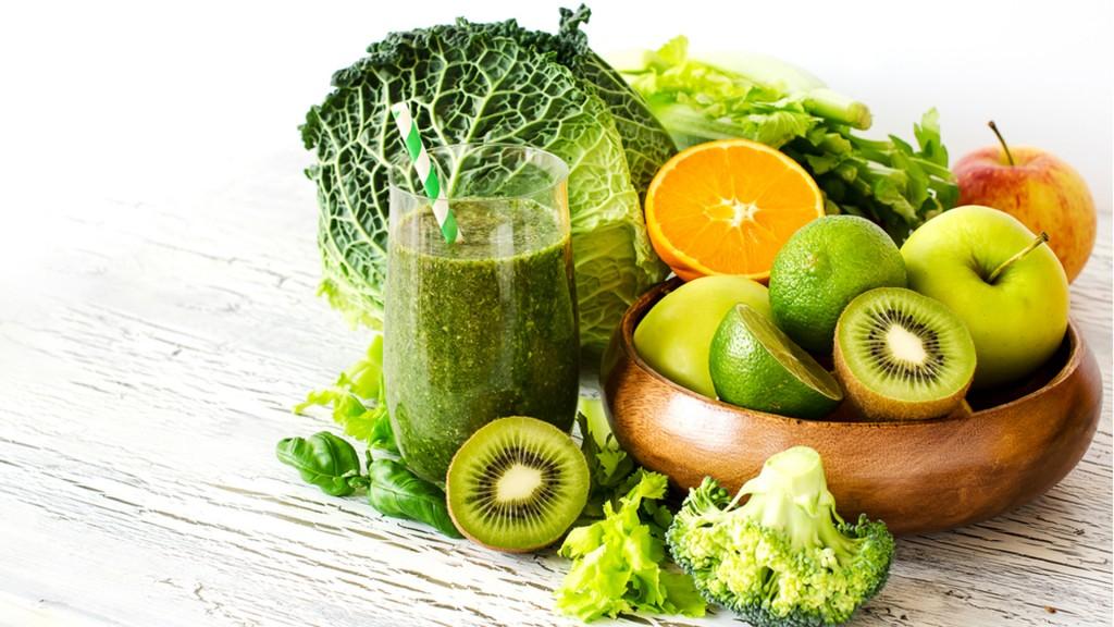 Las verduras y sus colores son fundamentales en los planes dietarios(Shutterstock)