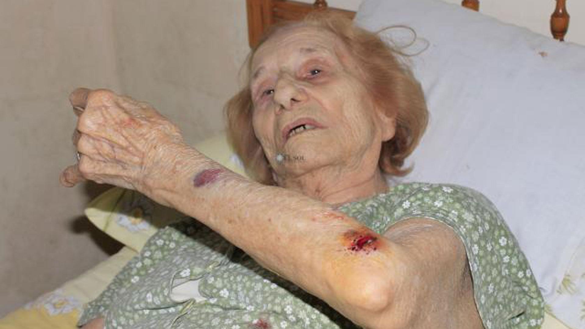 El 90% de los casos de violencia son protagonizados por familiares directos de los ancianos (El Sol Noticias)