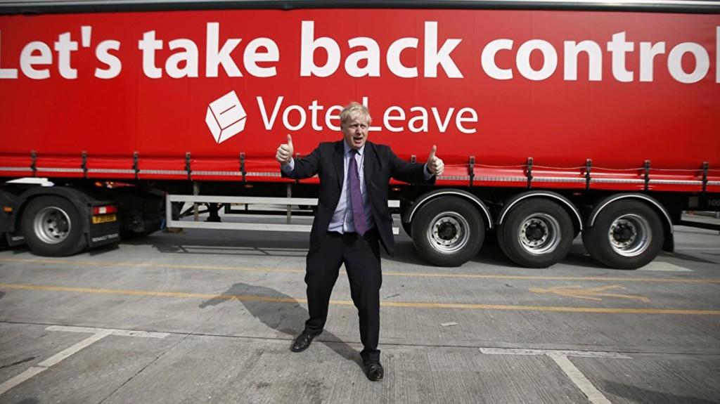 """Boris Johnson pide """"retomar el control"""""""
