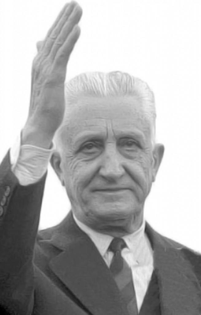 """""""Quiero recordar a mi abuelo como un estadista"""" (Galo Soler Illia)"""