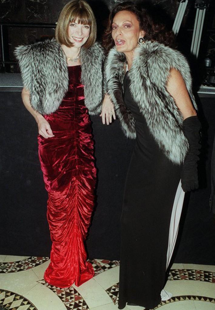 """Anna Wintour aseguraba que las mujeres de Manhattan """"se visten para Bill"""" (Bill Cunningham)"""