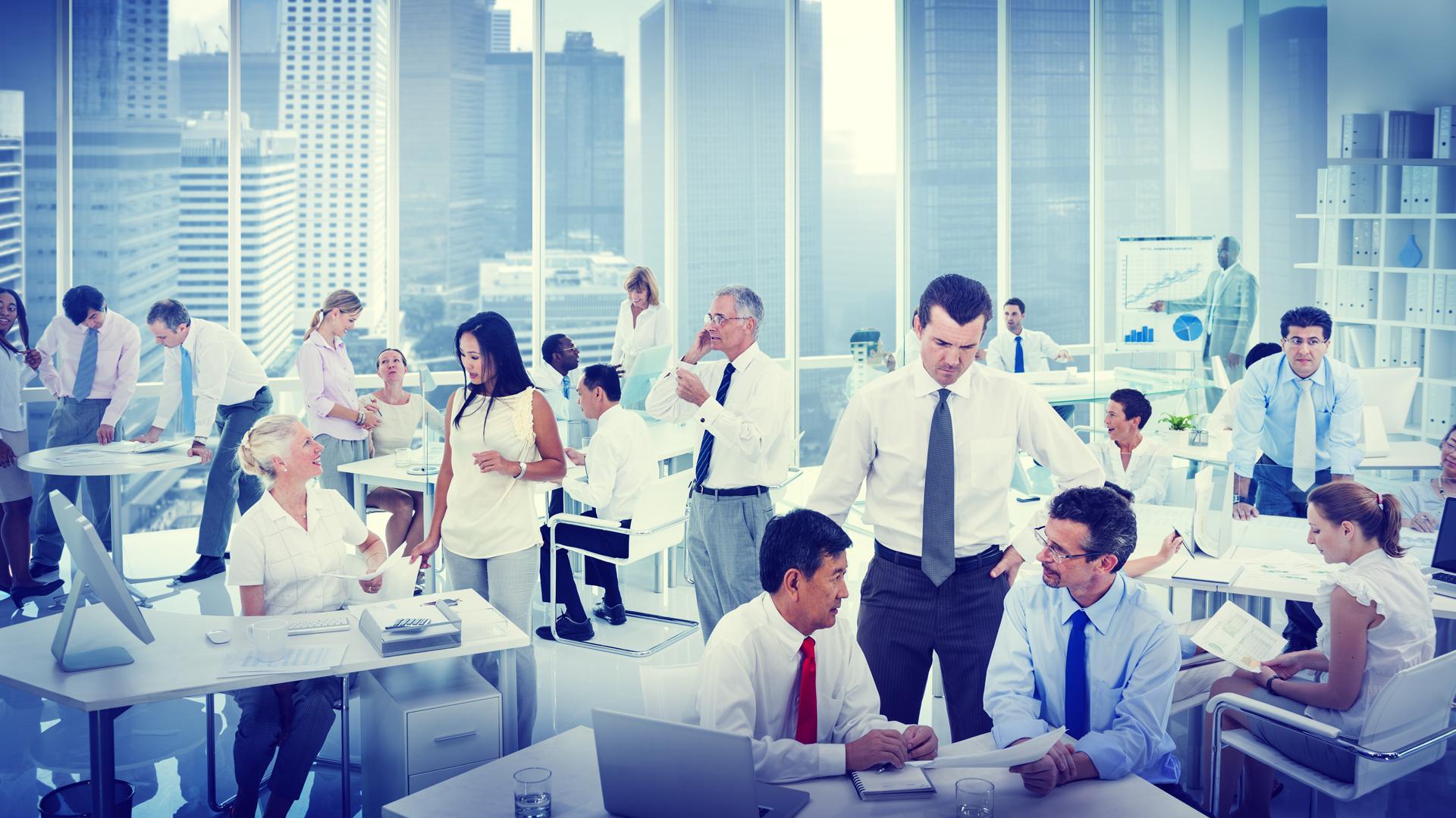 La tecnología es aliada para trasladar parte del trabajo fuera de la oficina. (Shutterstock)