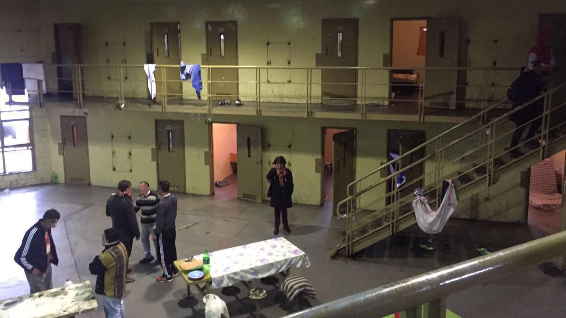 Complejo Penitenciario de Ezeiza