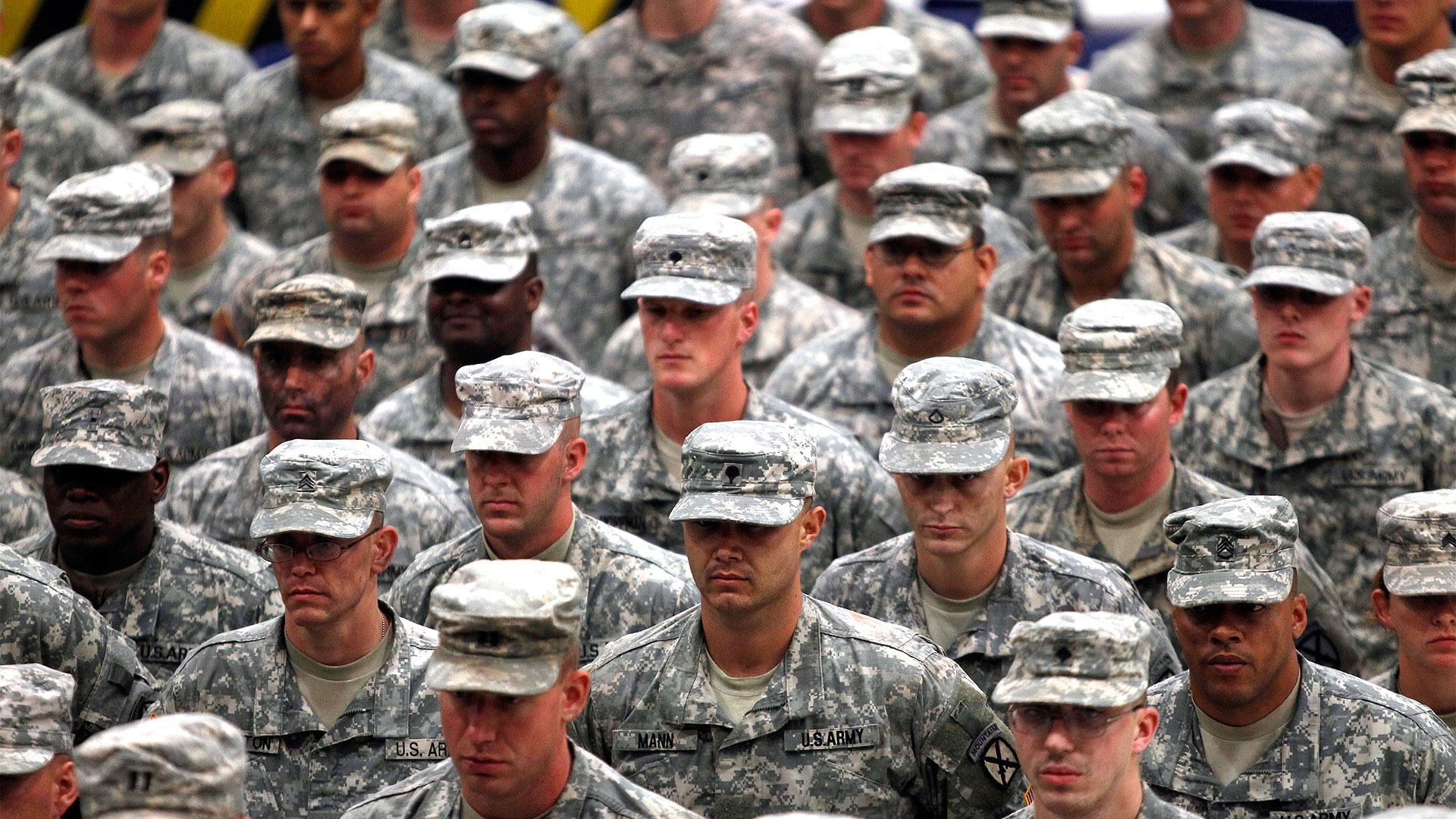 Ejército de Estados Unidos (Reuters)