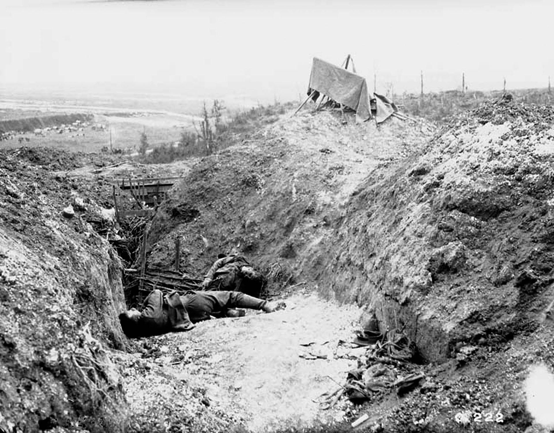 Pese a los estragos causados por los bombardeos en las filas enemigas, los alemanes aguantaron en sus posiciones y causaron una masacre entre la infantería británica cuando el 1.º de julio el mando aliado dio la orden de tomar las trincheras enemigas (Reuters)
