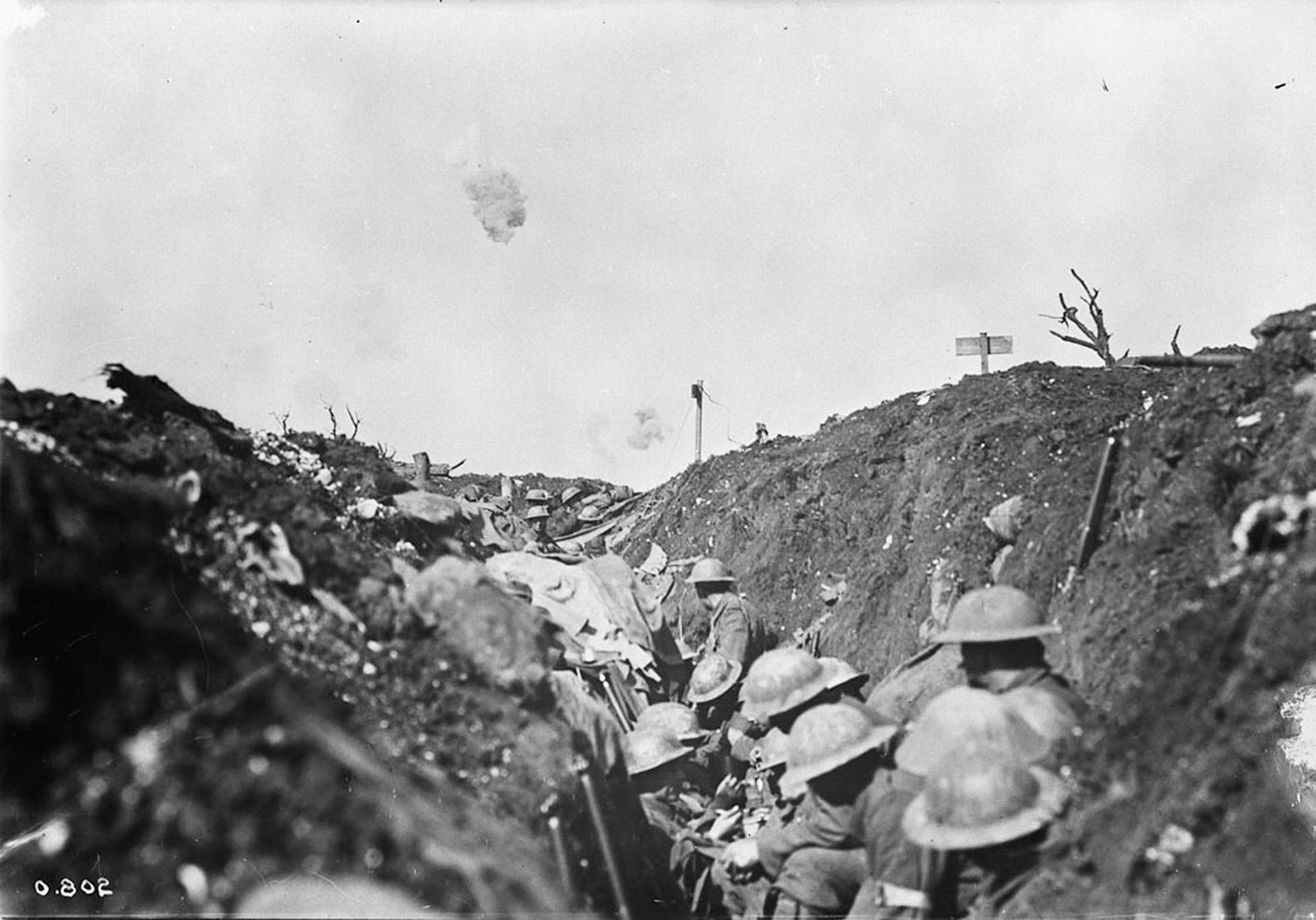 El 1.º de julio fue el día con más bajas del ejército inglés en toda su historia (Reuters)