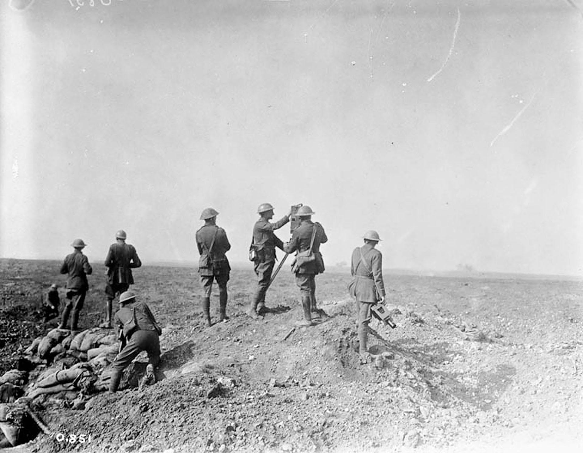 El principal propósito de la batalla era distraer a las tropas germanas de la batalla de Verdún (Reuters)