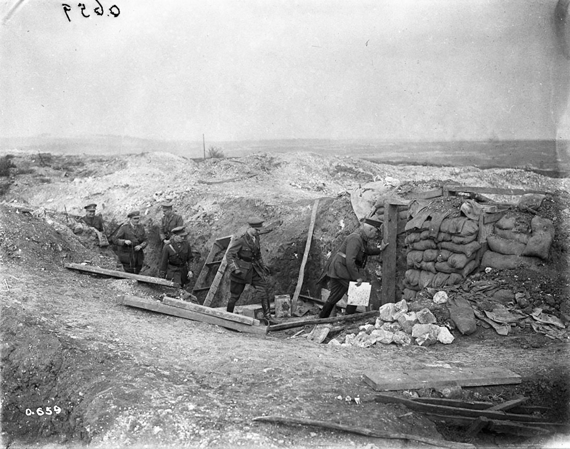 Las bajas de la batalla del Somme terminaron siendo superiores a las de Verdún (Reuters)