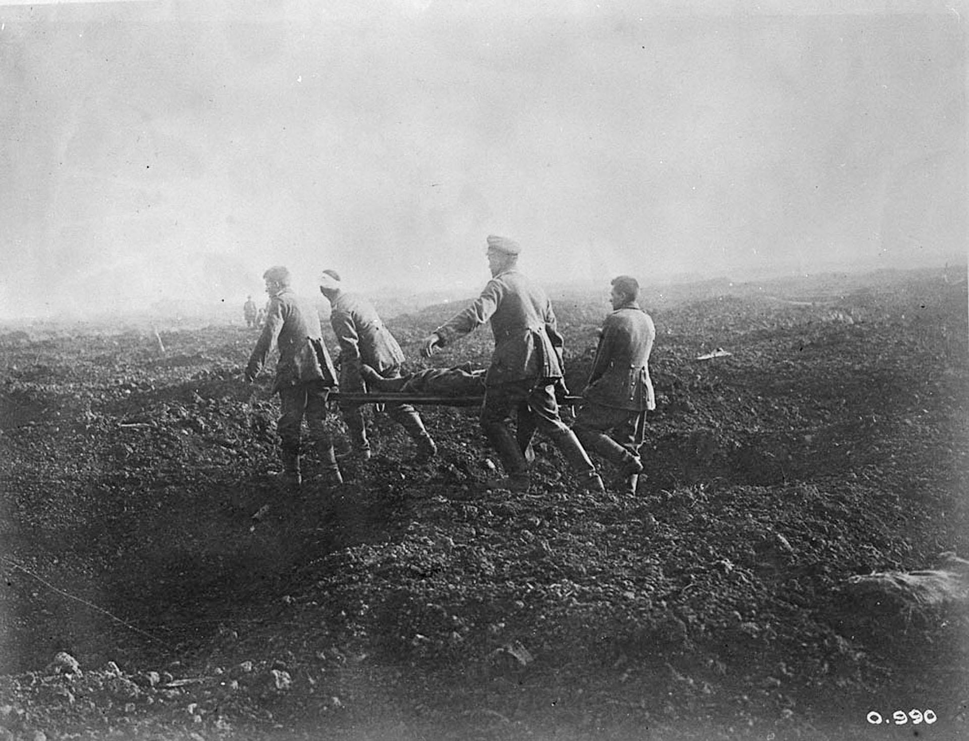 La batalla del Somme se cobró, en total, 1.250.000 vidas (Reuters)