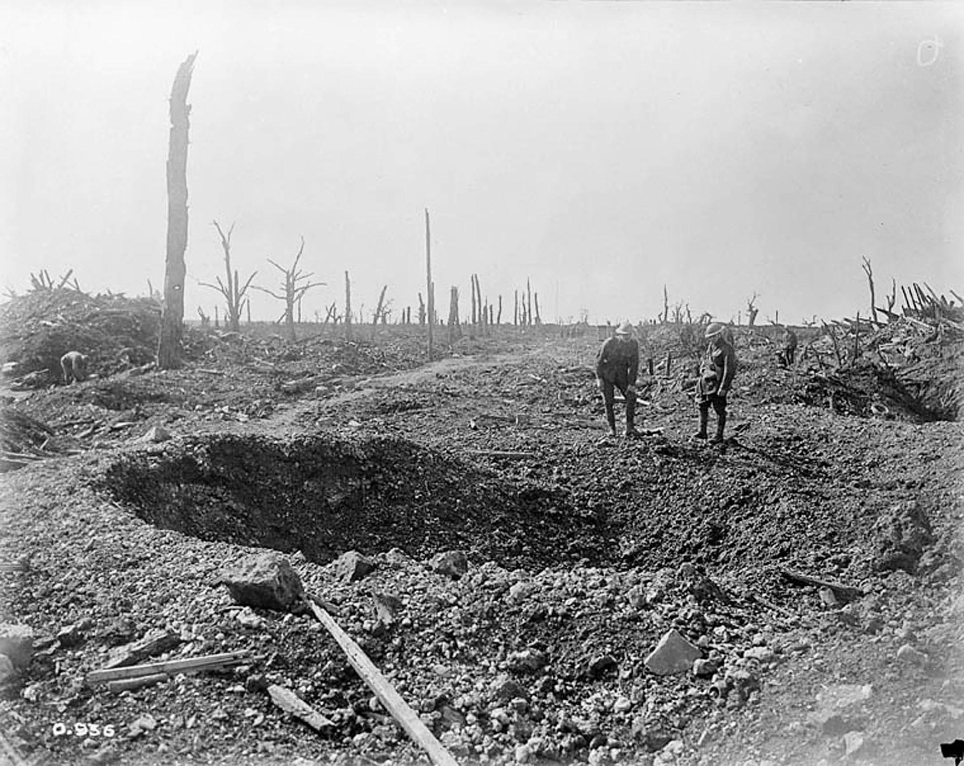 Entre el 1.º de julio y el 18 de noviembre, las fuerzas británicas y francesas intentaron romper las líneas alemanas para distraerlos de la batalla de Verdún, pero terminaron perdiendo más de 600.000 soldados en la que es aún la batalla más sangrienta en la historia del Ejército Británico (Reuters)