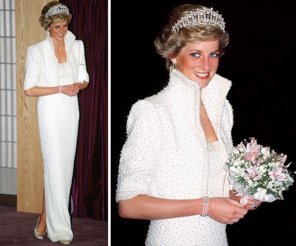 La princesa Diana fue la mujer más fotografiada del mundo hasta el día de su muerte.