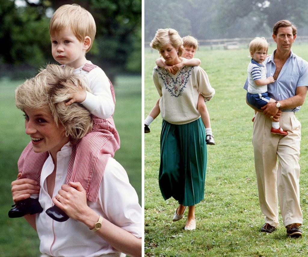 El paso de Diana dejó una estela muy positiva en la familia real británica. La puso de cara a la gente
