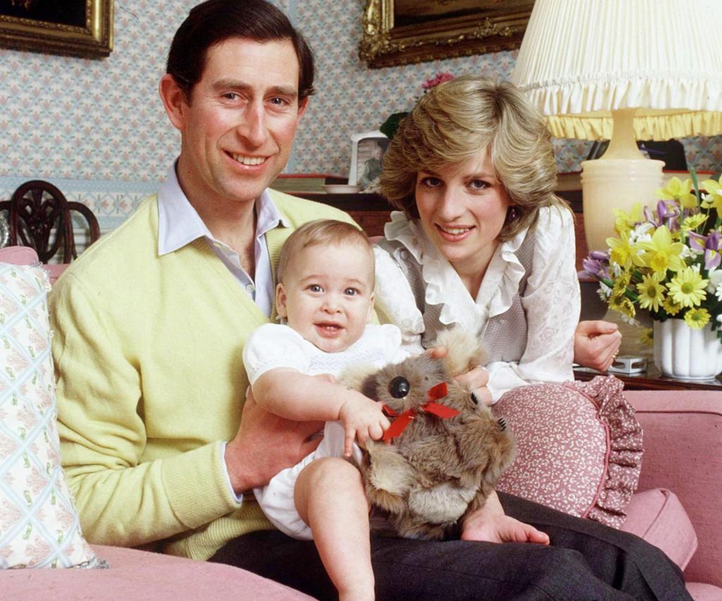 La familia real, cuando todo parecía perfecto