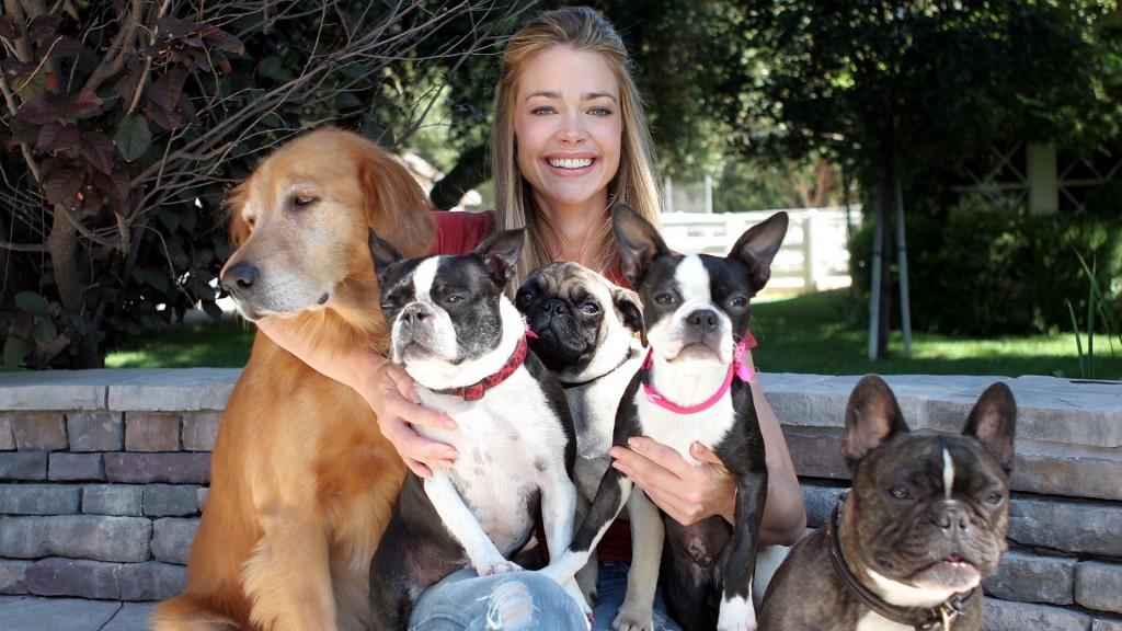 Denise Richards, siempre presente en los eventos sociales en defensa de los derechos de los animales