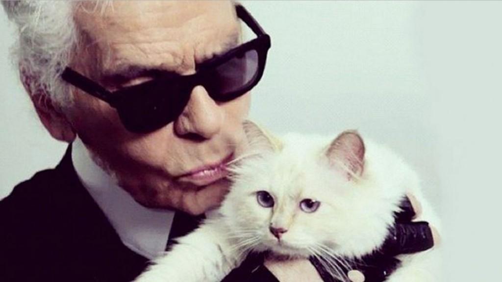 Karl Lagerfeld, el diseñador más influyente del mundo, amante de los gatos